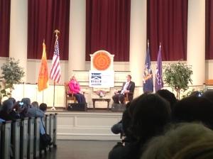 Secretary Clinton at SU!
